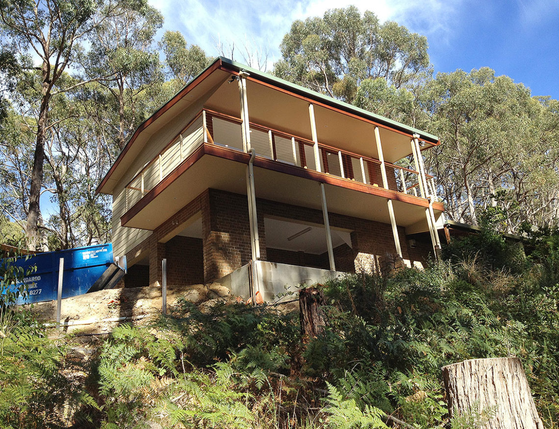 Key Constructions SA Rural Home Renovation and Extension Mt George