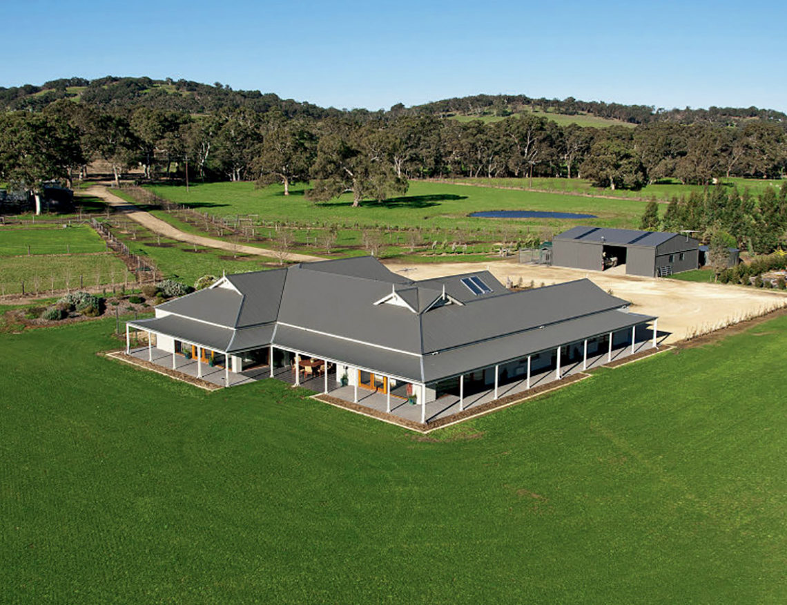 Key Constructions SA Rural Homestead Design and Build Meadows