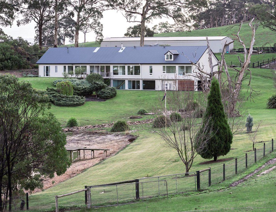 Key Constructions SA Rural Home Renovation Echunga